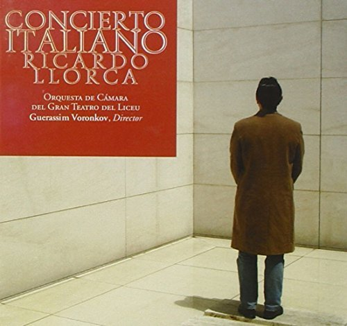 Ricardo Llorca: Concerto Italiano / The Dark Side / 3 Academic Pieces for Piano by unknown (2004-10-26)