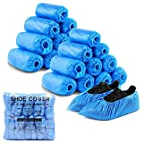 Copriscarpe usa e getta per scarpe e scarponi, impermeabile, antiscivolo, durevole copertura per stivali e scarpe in per proteggere la tua casa, 200 pcs