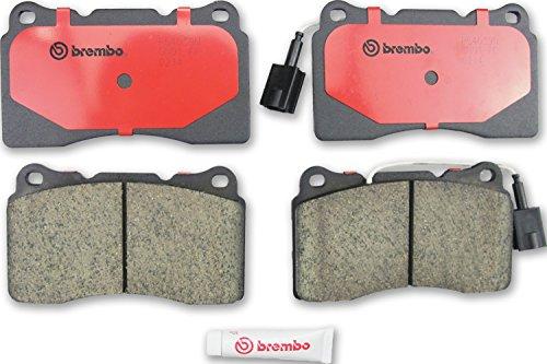 Brembo P54039N Front Disc Brake Pad   Amazon