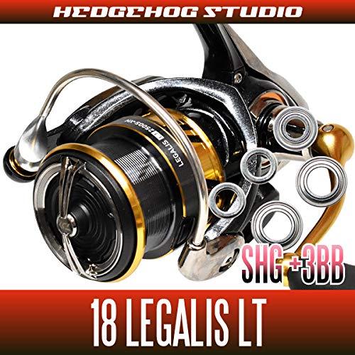 【HEDGEHOG STUDIO/ヘッジホッグスタジオ】18レガリスLT シングルハンドル用 MAX8BB フルベアリングチュー...