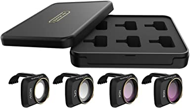 RONSHIN Drone Lens Filter Set CPL NDPL MCUV Kits for Mavic Mini Airplane Mini Camera Accessories Multi-layer Coating Optical Glass MCUV CPL ND4 ND8 Electronic Accessories