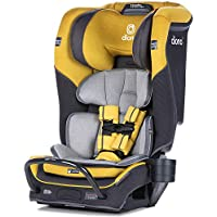 Diono Radian 3QX 4-in-1 Facing Convertible Car Seat with Engineering 3 Stage Infant Protection (Yellow Mineral)