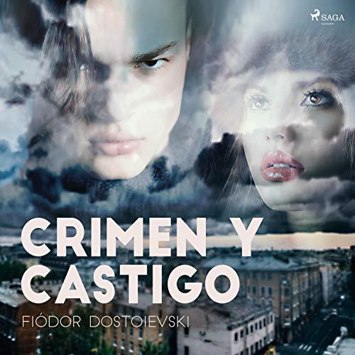 Page de couverture de Crimen y Castigo