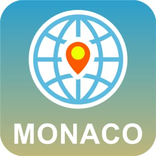 Monaco Map Offline