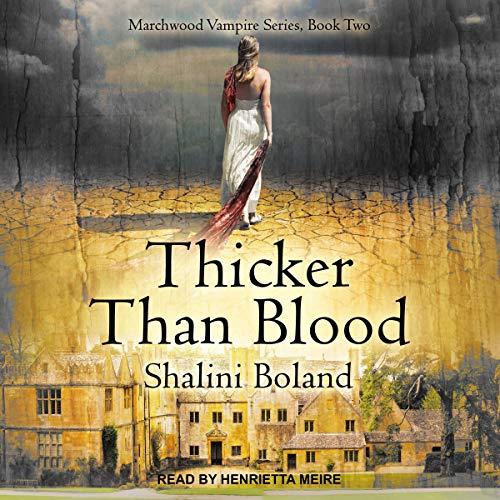 Page de couverture de Thicker Than Blood