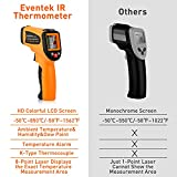 Zoom IMG-1 termometro infrarossi eventek industriale cucina