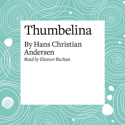 Thumbelina audiobook cover art