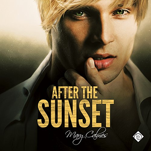 After the Sunset audiobook cover art