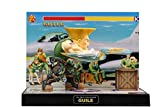 Tier1 Accessories GUILE Street Fighter LED Light and Sound Authorized Figurine - PlayStation 3;PlayStation 2;PlayStation;