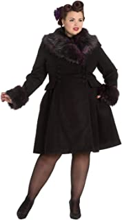 hell bunny plus size coat