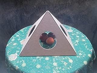 The Open Giza Fold-up Cardboard Pyramid