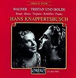 Wagner Tristan Und Isolde. Knapp
