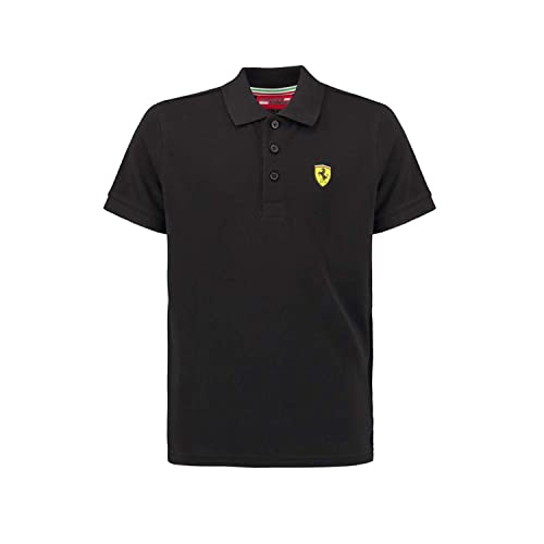 98065af4 Ferrari Red Classic Shield Polo Shirt