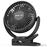 Best Camp Fans - OPOLAR Clip Fan with 5200mAh Battery and Timer Review