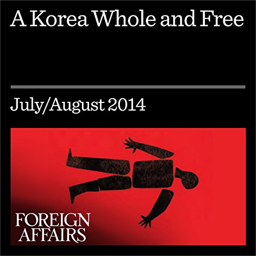 A Korea Whole and Free audiobook cover art