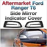Ford Ranger Wildtrak 2015-2018 Eco Cuero Fundas de los asientos a medida hecho a la medida
