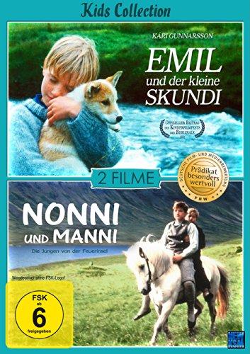 Emil und der Skundi & Nonni und Manni (Kids Collection) (Prädikat: Besonders Wertvoll) [2 Disc Set]