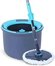 Magic Mop Manual Wet Household Hand Pressure Rotary Mop Spinning Mop Bucket Elution Two-in-one Mop