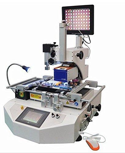 Imagen externa: Máquina para hacer la reparación reballing.