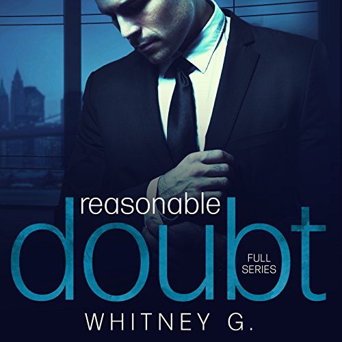 Reasonable Doubt audiobook cover art