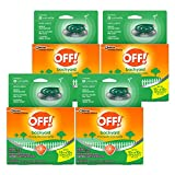 OFF! Mosquito Coil Refills, 6 CT (Pack of 4)