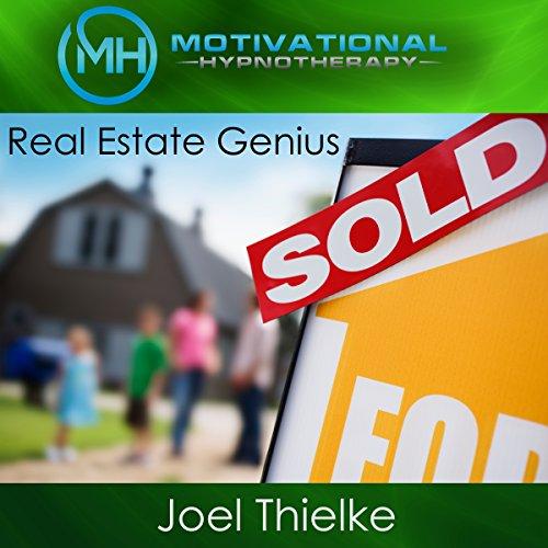 Real Estate Genius audiobook cover art