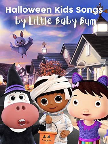 Halloween Kids Songs by Little Baby Bum