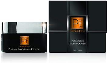 Platinum Lux Vitamin C Cream Platinum Delux