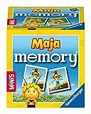 Ravensburger Minis - 24555 Biene Maja Memory® - Der Kinderspiel Klassiker ab 3 Jahren, Gedächtnisspiel für 2-4 Spieler