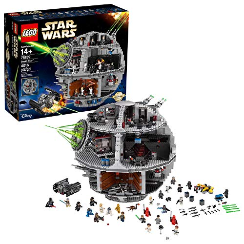 LEGO Star Wars Death Star 75159 Space...