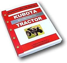 kubota service parts