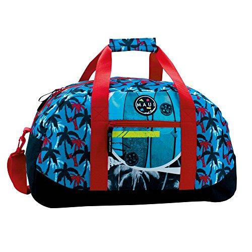 Maui Maui Bolsa de Viaje, 36.4 litros, Multicolor