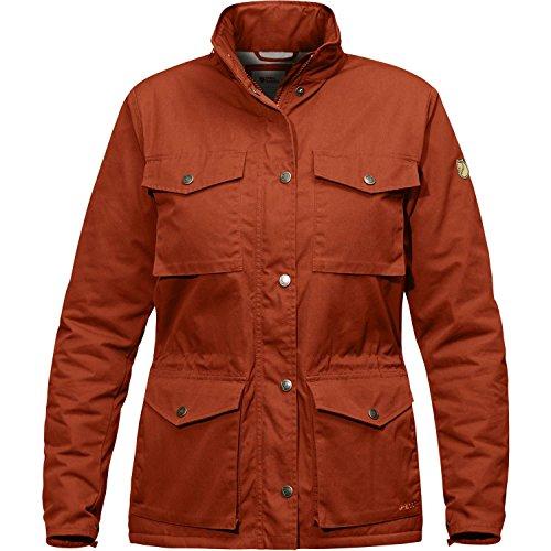 FJÄLLRÄVEN Damen Räven Winter Jacket W Daunenjacken, Autumn Leaf, XL