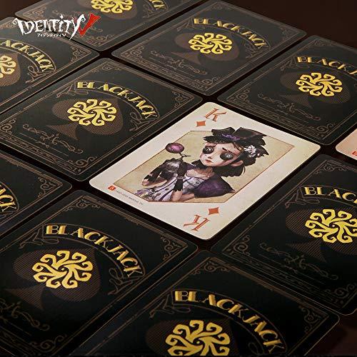 Identity V 第五人格 ブラックジャックポーカー 2件セット アイデンティティV 公式サイトグッズ コスプレ 小物 小道具 人形 プレゼント 萌えグッズ かわいい ハロウィン プレゼント ギフト…_6