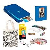 KODAK Smile Stampante digitale istantanea (Blu) Pacchetto iniziale