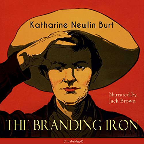 The Branding Iron audiobook cover art