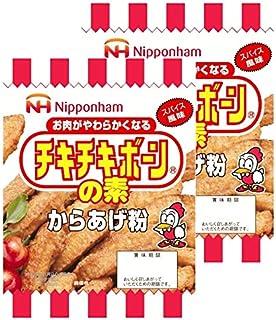 日本ハム チキチキボーンの素 100g×2パック