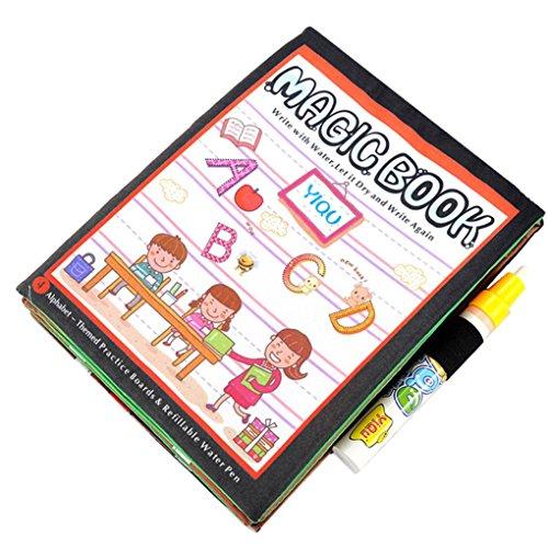 Juguete del bebé, RETUROM Dibujo de dibujo de agua caliente de venta para pintar para niños niños juguete