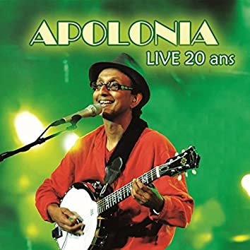 Apolonia Live 20 ans