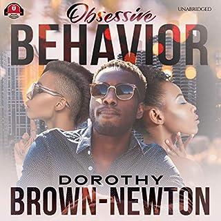 Obsessive Behavior audiobook cover art