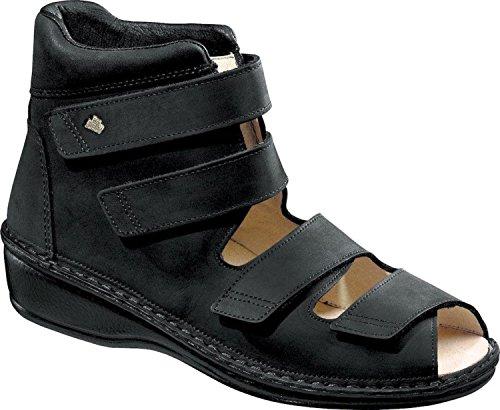 FinnComfort - Prophylaxe Sandale 96402 Buggy Schwarz - Größe 40