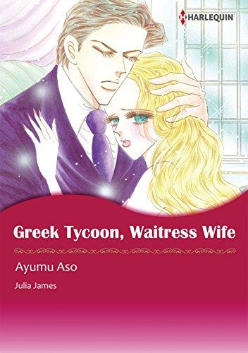 Greek Tycoon, Waitress Wife: Harlequin comics (English Edition)