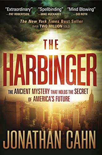 The Harbinger The Ancient Mystery that Holds the Secret of America s Future product image