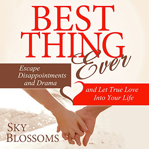 Best Thing Ever audiobook cover art