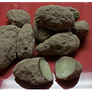 BRAZIL NUTS COATED IN CHOCOLATE AND DUSTED IN COCOA 1 pound HAND MADE FRESH TO ORDER !