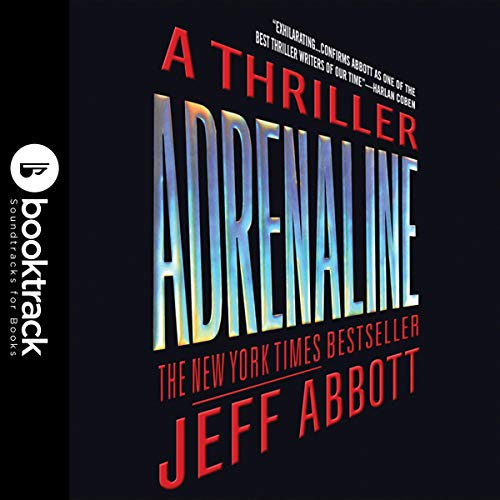 Adrenaline (Booktrack Edition) audiobook cover art