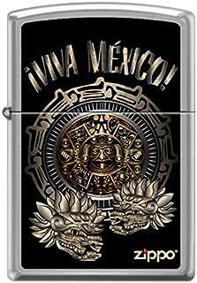 Zippo Encendedor DISEÑA TU Mexico EL Escudo DE Serpientes