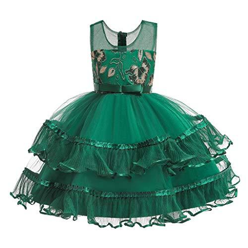 HSKB jurk meisjes, Toddler meisjesjurk lange mouwen bloemen party prinses jurk casual T-shirt jurken lenteherfst cocktailjurk zomerjurk