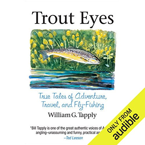 Trout Eyes audiobook cover art