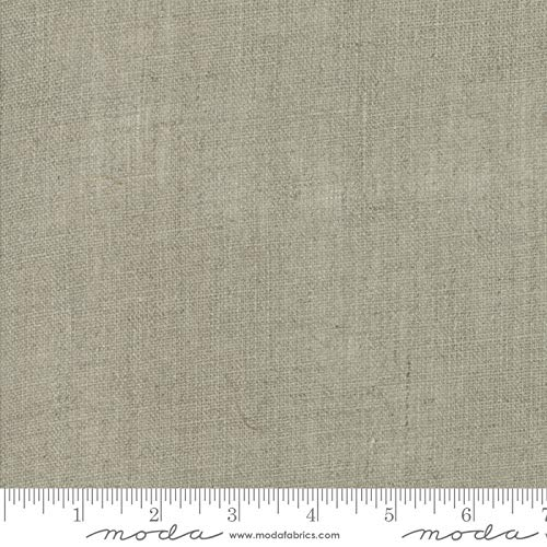 French General Moda Pure Natural Linen Fabric 45
